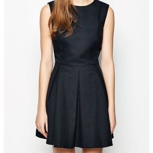 Jack Wills Cottenham Navy Dress